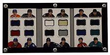 Football / Hockey Tri-Fold Panini NT Booklet Card Holder Display Case