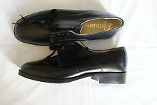 80er Jahre Salamander Schuhe Vintage Neu black Grösse.9,5