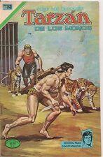 Tarzan De Los Monos #398 1974 Color Mexico Spanish Lang  FINE