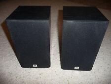 JBL TLX 105 2-PC Floorstanding Bookshelf Speakers (Black)