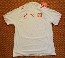 2007- 2008 Poland, Home Football Shirt by Puma, Mens XL