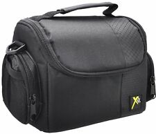 Deluxe Medium Camera Bag for Nikon Coolpix P900, B500, B700 Cameras
