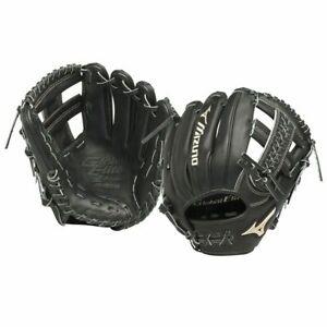 Mizuno GGE61VAXBK 11.5 Inch  RHT Global Elite VOP Pro Infield Baseball Glove
