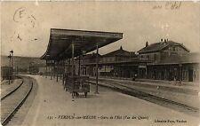 CPA   Verdun -sur-Meuse - Gare de l'Est (Vue des Quais)    (432574)