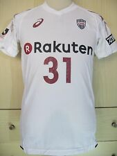 VISSEL KOBE RYO MATSUMARA J-LEAGUE JAPAN PLAYER ISSUE SIGNED SOCCER JERSEY VTG M