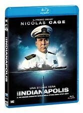 USS INDIANAPOLIS - BLU RAY  BLUE-RAY GUERRA