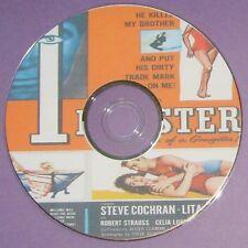 FILM NOIR 315: I, MOBSTER (1958) Roger Corman Steve Cochran, Lita Milan