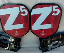 TWO Onix Z5 Graphite Pickleball Paddle (Red) ~ New ~ (CLEARANCE)