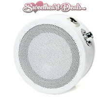 Solomon Mics LoFReQ Microphone - Sub Kick Drum Recording Mic - White