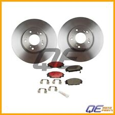 Front Brake Rotors with Brake Pads Brembo Brake Kit For: Honda S2000 2000-2009
