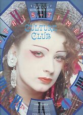 CULTURE CLUB twelve worldwide hits UK 1987 EX LP