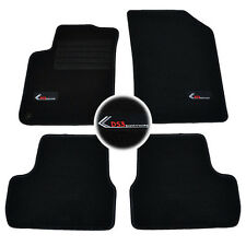 4 TAPIS SOL MOQUETTE LOGO SUR MESURE CITROEN DS3 ULTRA RACING S LOEB JUST MAT