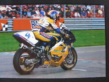 Photo Alstare Corona Suzuki GSX-R600 WSS #4 Stéphane Chambon (FRA) WSB Assen #2