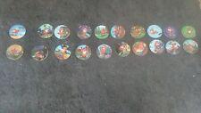 série de 20 pog candy 'up