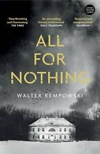 All for Nothing,Walter Kempowski- 9781847087218