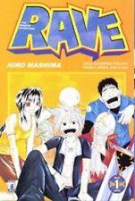 manga STAR COMICS RAVE  numero 1
