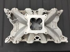 Edelbrock Ford 351C-4v intake manifold Good Used Condition TORKER