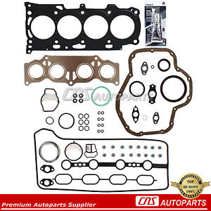 Full Gasket Set For 01-08 TOYOTA SCION tC DOHC 2.4L 2AZFE HS26323PT, HS26232PT