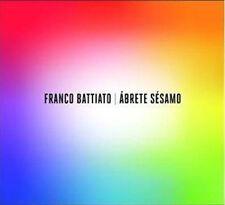"""FRANCO BATTIATO """"ABRETE SESAMO"""" CD IN SPAGNOLO - SIGILLATO"""