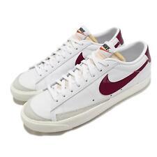 Nike Blazer Baja 77 Vntg Team Rojo Blanco De colección Informal Zapatos para hombres DA6364-102