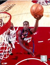 """DARIUS MILES b """"LOS ANGELES CLIPPERS"""" COLOR LICENSED 8 X 10  PHOTOGRAPH"""