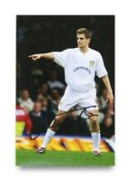 Jonathan Woodgate Signed 6x4 Photo Leeds United Tottenham Hotspur Autograph +COA