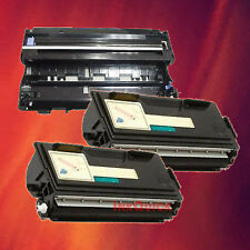 Toner Cartridge TN-560 & Drum DR-500 for Brother 3 Pack