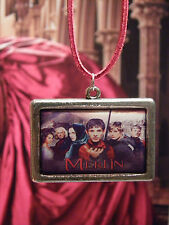 Merlin Necklace, Arthur Pendragon, Morgana, Uther, Gaius & Guinevere, Merlin BBC