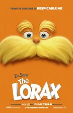 The Lorax movie poster print : 11 x 17 inches - Dr Seuss poster