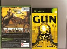 GUN XBOX / X BOX  WILD WEST COWBOYS