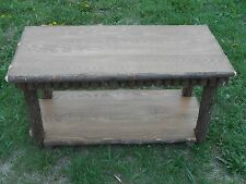 Rustic Log Coffee Table Cedar Log Home Furniture