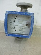 Krohne Flow Tube Amp Meter 1 150 Psi Flanged Ss 7251220g Used Rough
