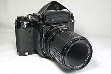 Pentax 6X7 Medium Format SLR Film Camera w/ SMC 135mm f/4 Macro lens