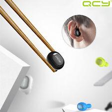 Mini Wireless Bluetooth Headset Stereo Earphone Headphone For Samsung iPhone