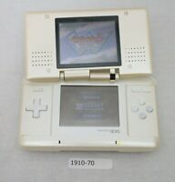 Nintendo DS Original console White Working good condition 1910-070