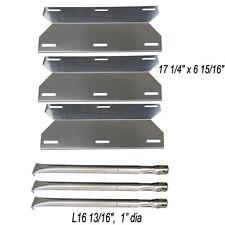 Replacement Burners & Heat Plates Charmglow Home Depot 3 Burner 720-0036-HD-05