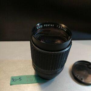 Objectif Zoom Lens Manuel Smc Pentax 135mm f/2,5