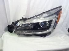 2015 2016 2017 SUBARU LEGACY LH DRIVER SIDE HALOGEN HEADLIGHT LAMP OEM Z461
