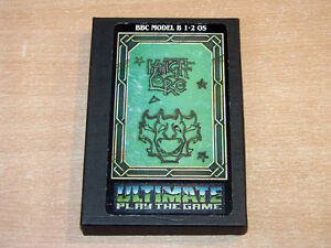 BBC Model B - Knight Lore by Ultimate