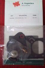 JUEGO REPARACION  CARBURADOR COMPLETO F.FIESTA 950-1100, KW542.  NUEVO