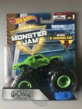 Hot Wheels Monster Jam Gas Monkey Garage Epic Additions 2/15 Re-Crushable Car