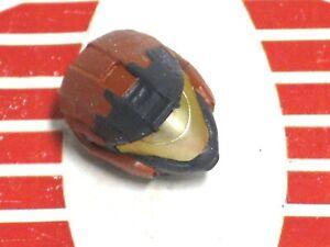 "Halo Orange Helmet Scale McFarlane 5"" Action Figure Part"