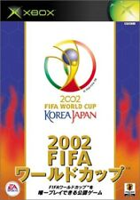 Used Xbox 2002 FIFA World Cup MICROSOFT JAPANESE  IMPORT