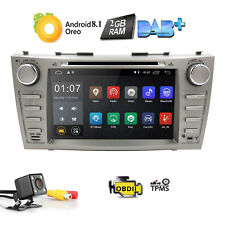 Android 8.1 In Dash Car Radio DVD GPS for Toyota Camry 2007 2008 2009 2010 2011
