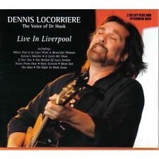 Live in Liverpool * by Dennis Locorriere (CD, Feb-2004, Phantom Import...