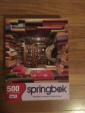 Springbok 500 Pc Puzzle BOOK SHOP