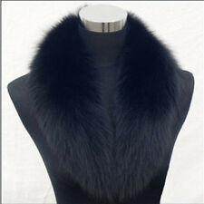 Winter-Faux-Fox-Pelz-Kragen-Schal-Schal-Verpackungs-Stola-Schönheit der Frauen