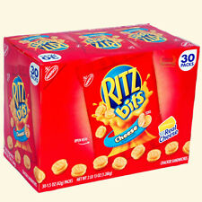 Ritz Bits Cheese ( 30 - 1.5 oz packs )