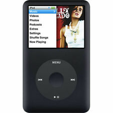 Apple iPod Classic 6th Generation 80 GB - Black (BOXED)