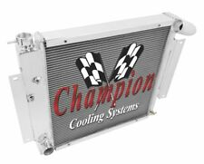 1970 - 1981 International Scout II 3 Row Champion SR Radiator #CC7180